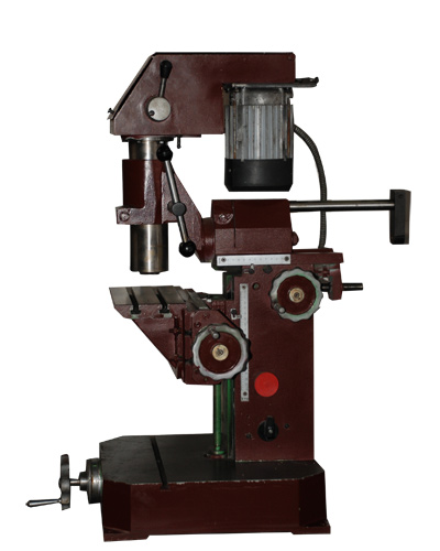 High Accuracy Table Milling Machine ЕФ55